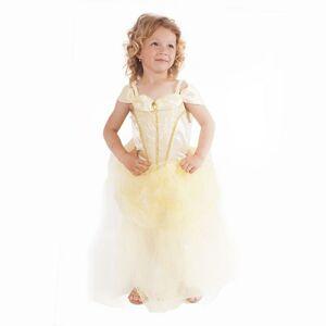 RAPPA Detský kostým Zlatá princezna (L)