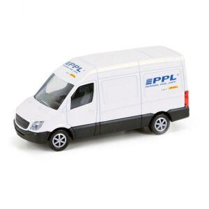 RAPPA Kovové auto PPL, 12 cm