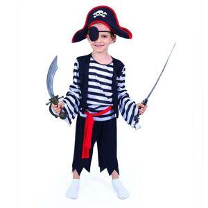 RAPPA Detský kostým pirát (M)