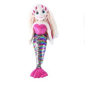 Rappa Handrová bábika morská panna Šupinka 45 cm