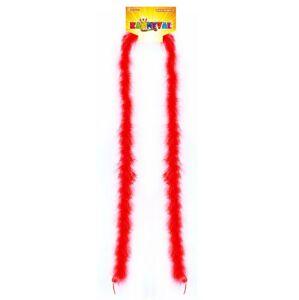 Rappa Boa karneval s perím, červené