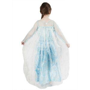 Rappa Karnevalový kostým princezná Zimné kráľovstvo - Elsa, veľ. M