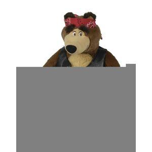 Simba Máša a medveď Medveď Míša rocker 30 cm, hrajúci