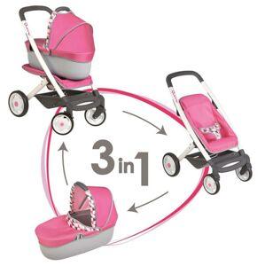 Smoby Kombinovaný kočík Maxi Cosi Quinny 3v1 pre bábiky