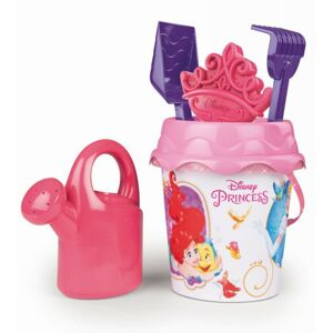Smoby Vedierko Disney Princess s kanvičkou a príslušenstvom