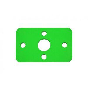 Tutee Plavecká deska KLASIK zelená 3,8cm