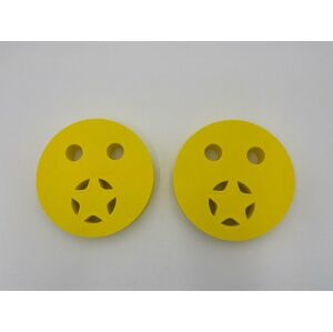 Tutee Nadlehčovací kroužky HVĚZDIČKA žluté