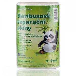T-Tomi Bambusové separačné plienky
