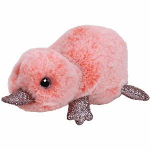 Meteor Beanie Boos WILMA - ružový vtákopysk 15 cm