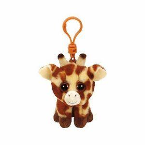 Beanie Babies Peaches - žirafa prívesok