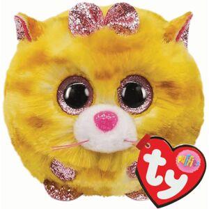 Meteor Tie Puffies Tabitha - žltá mačka