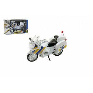 Teddies motorka Policie