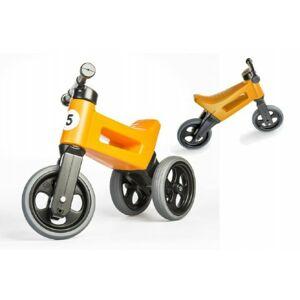 Odrážedlo FUNNY WHEELS Rider Sport 2v1 oranžové