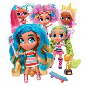 Teddies HAIRDORABLES kúzelné bábiky