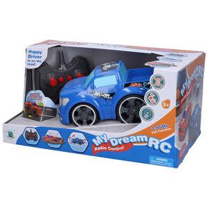 Auto RC na diaľkové ovládanie s efektmi 24 cm