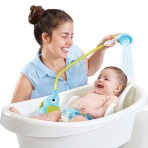 Yookidoo Detská sprcha slon modrá