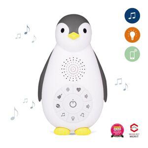 Zazu Tučniak ZOE šedý MusicBox s bezdrôtovým reproduktorom